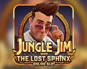 Jungle Jim and the Lost Sphinx